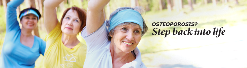 Osteoporosis treatment in Pocatello Idaho